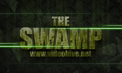 30 swamp cinematic trailer 200+ After Effect Projects