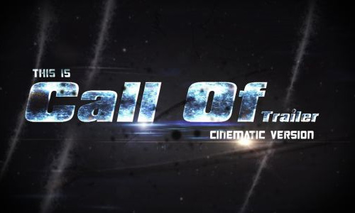 31 call of trailer 200+ After Effect Projects