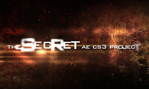 37 the secret 200+ After Effect Projects
