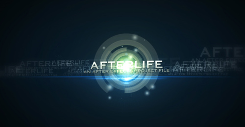 awesome after effect template