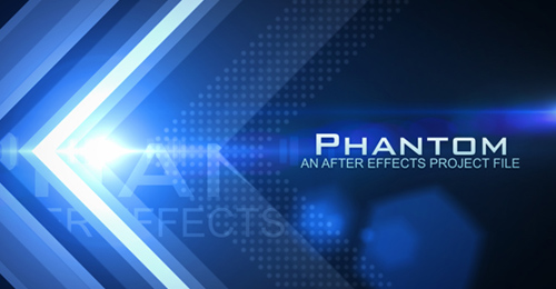 phantom after effect 200+ After Effect Projects