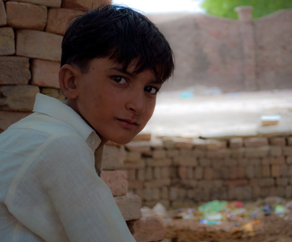 boy in pakistan The Real Beauty of Pakistan by Furqan Riaz