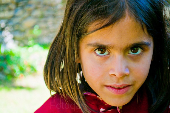 girl rusty The Real Beauty of Pakistan by Furqan Riaz