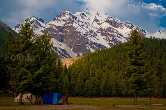 mountain hills camp The Real Beauty of Pakistan by Furqan Riaz
