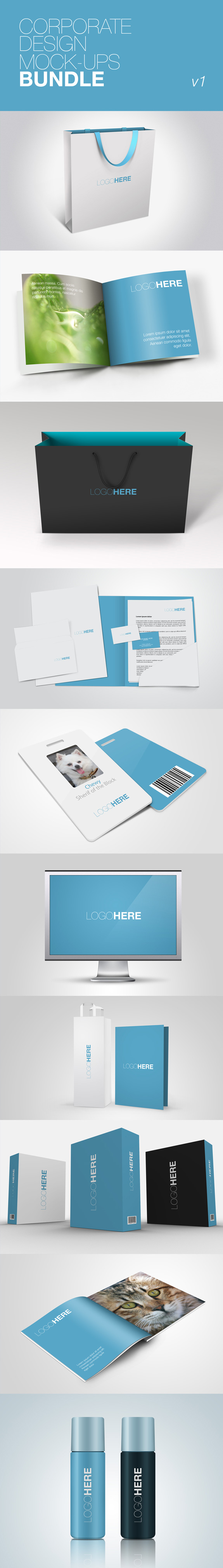 Display Corporate Identity