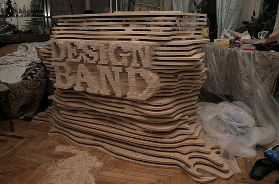 Design Band Reception, Wood Art and Wood Product Designs