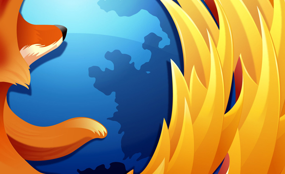 Firefox, Beautiful Twitter Background