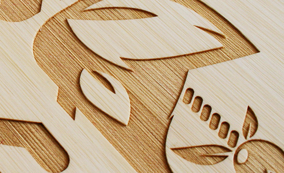 Longboard, Wood Art and Wood Product Designs