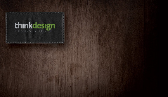 Think Design Blog, Beautiful and Exciting Twitter Background