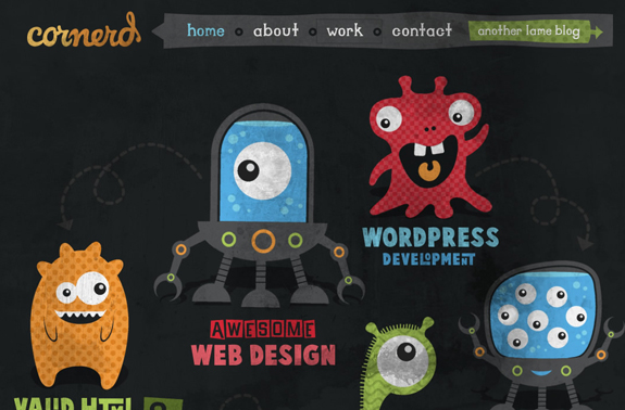 Cornerd, Web Design Firm