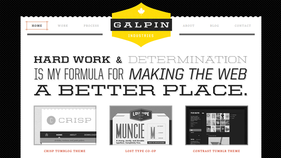 Galpin, Web Design Firms