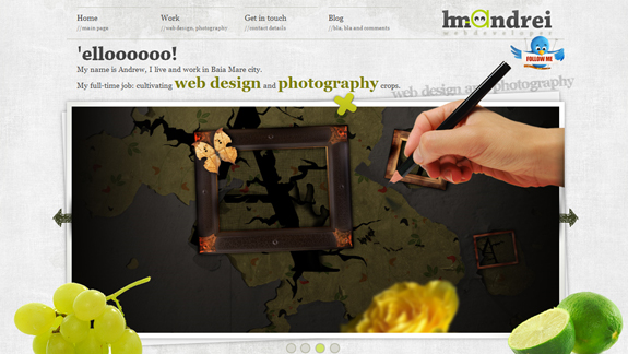 Hmandrei, Web Design Company