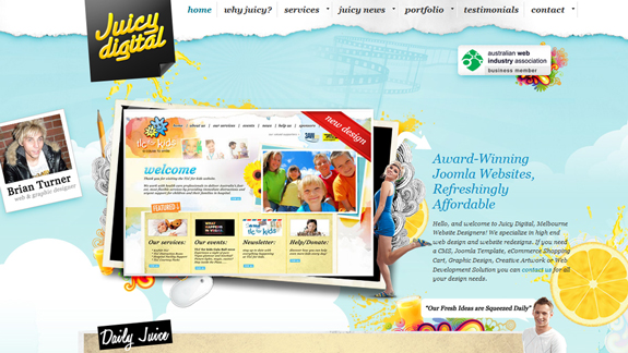 Juicy Digital, Web Design Company or Firm