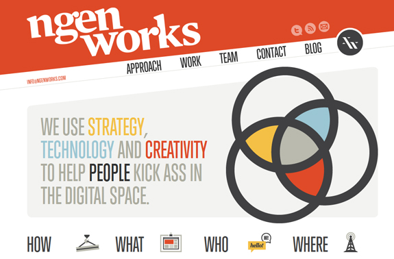 nGen Works, Web Design Firms