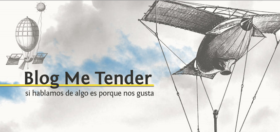 Blog Me Tender, Unique Blog Header Designs