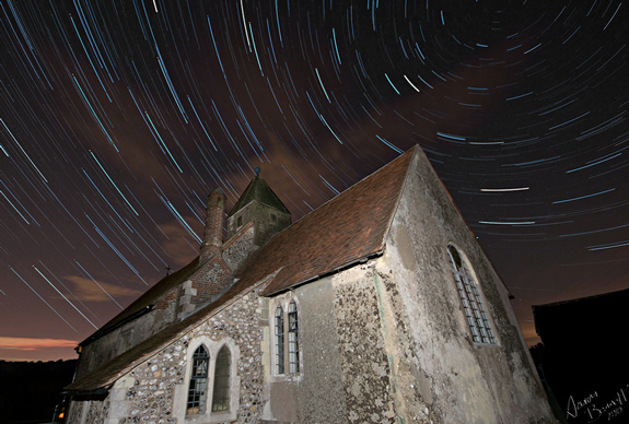 Meteor Shower photography
