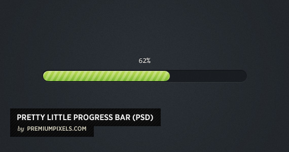 Progress Bar Psd