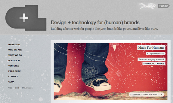 Crush, Web Design Firm