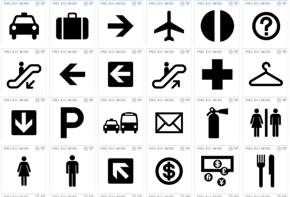 Free Small Symbols Vector Icon Sets 04 45 Free Small Symbols Vector Icon Sets