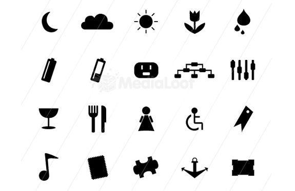 Free Small Symbols Vector Icon Sets 13 45 Free Small Symbols Vector Icon Sets