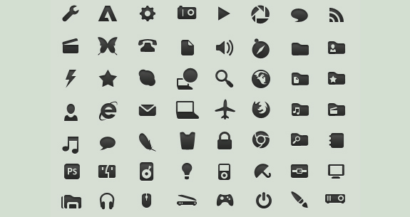 Free Small Symbols Vector Icon Sets 17 45 Free Small Symbols Vector Icon Sets
