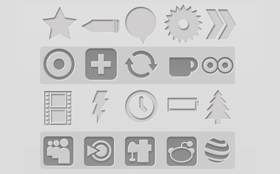 Free Small Symbols Vector Icon Sets 26 45 Free Small Symbols Vector Icon Sets