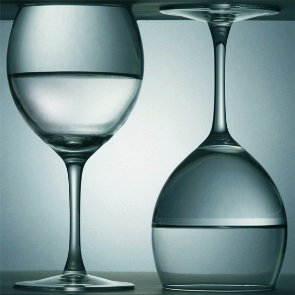 Water and Glasses