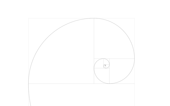 Fibonacci, Minimal Wallpaper
