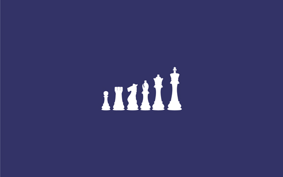 Chess Minimal Wallpaper