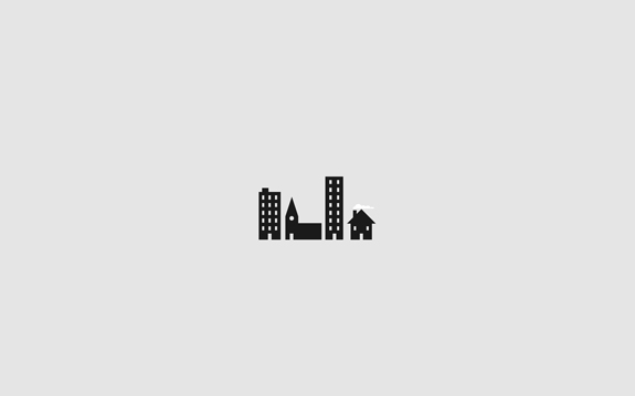 City Minimal Wallpaper
