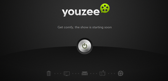 Youzee, Get Comfy, The Show Is Starting Soon