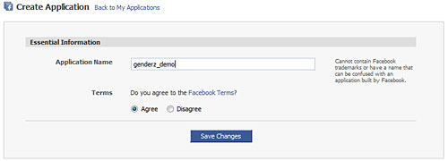 Developing a Facebook Application For Absolute Beginners
