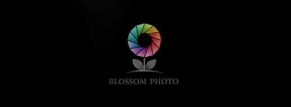 Blossom Photo Logo Design