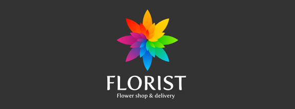 Florist Logo Design Idea