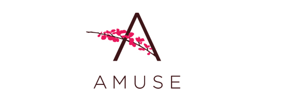 Amuse, Logo Design Inspiration