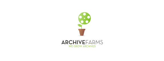Archive Farms, Logo Design Inspiration