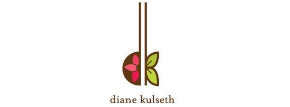 Diane Kulseth, Flower Logo Design