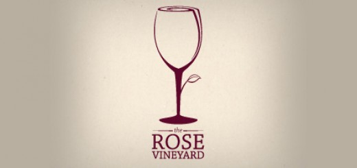 The Rose Vineyard, Logo Design Inspiration