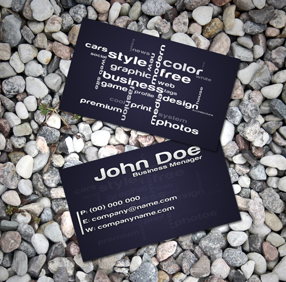 Free Business Card Templates 07 59 Useful Business Card Templates