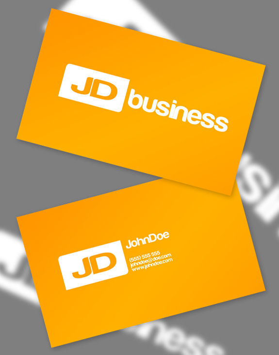 Free Business Card Templates 25 59 Useful Business Card Templates