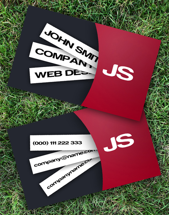 Free Business Card Templates 29 59 Useful Business Card Templates