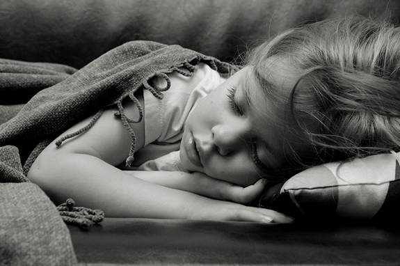 Sleeping Beauty Portraiture