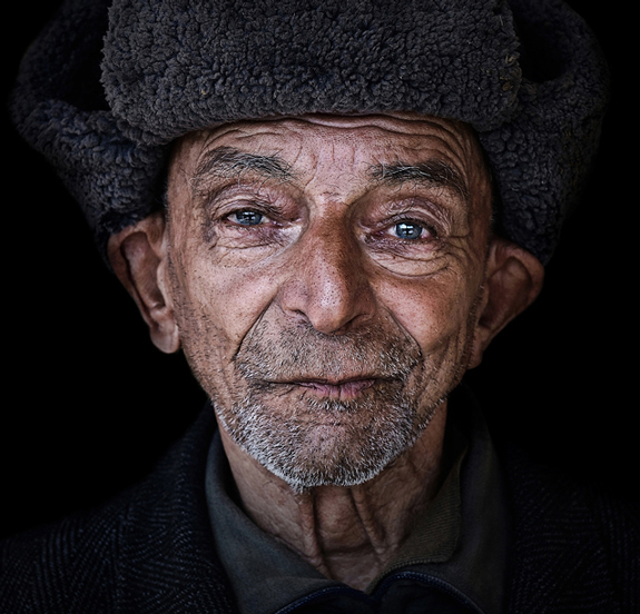 85 Years Old Man Portraiture