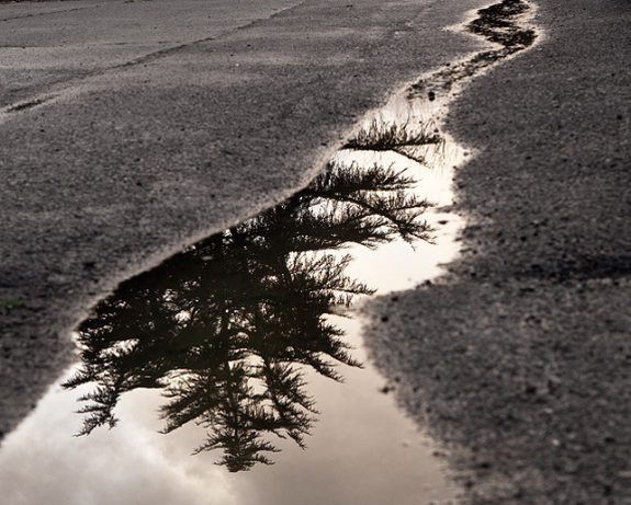 Amazing Photos of Mirror and Reflection Photography 24