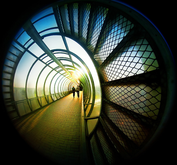 Amazing Pictures of One Point Perspective Photography 07