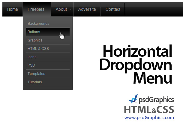 Free html website templates with drop down menus free for Html drop down menu templates free download