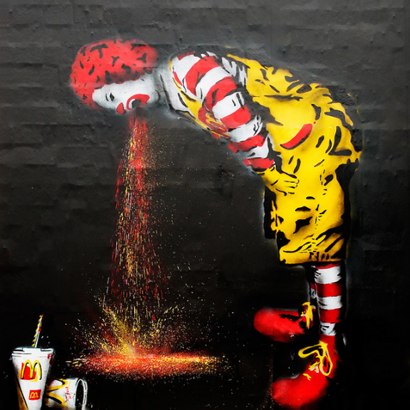 Creative Examples Of Graffiti Street Art