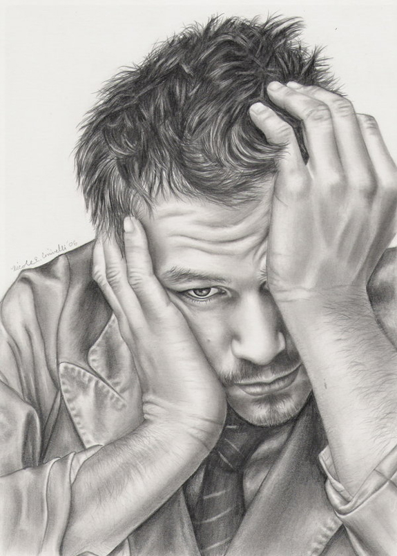 Incredibly Creative and Amazing Celebrity Drawings