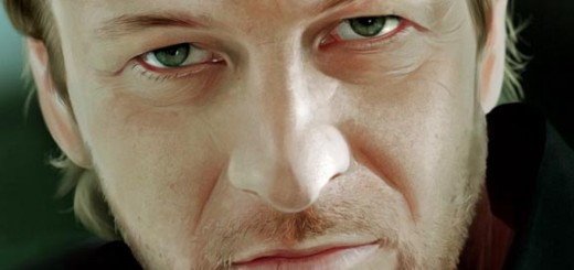 Sean Bean by Sheridan Johns