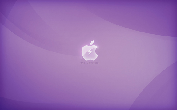 Amazing and Beautiful Apple Mac Wallpaper